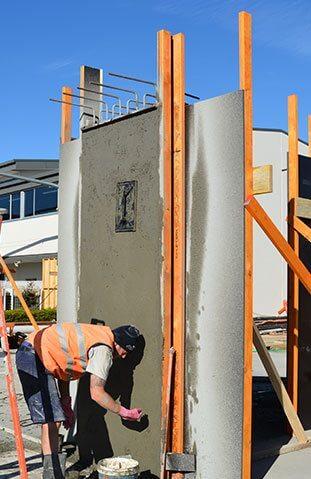 Commercia Concrete Construction